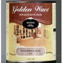 Белое масло с воском для дерева Golden Wave