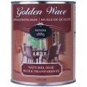 Масло для столешниц прозрачное полиуретановое Golden Wave Naturel Olie 1 L