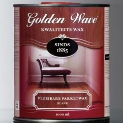 Жидкий Віск для паркету та дерева (1 л) Golden Wave Parquet Wax