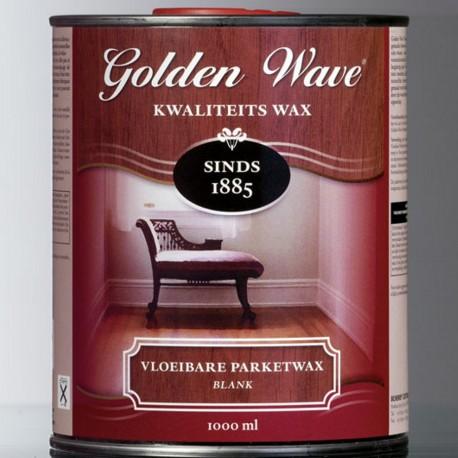 Жидкий Віск воском для паркета Golden Wave