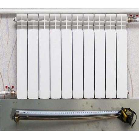 Тен 0,9 квт для установки в радиатор отопления