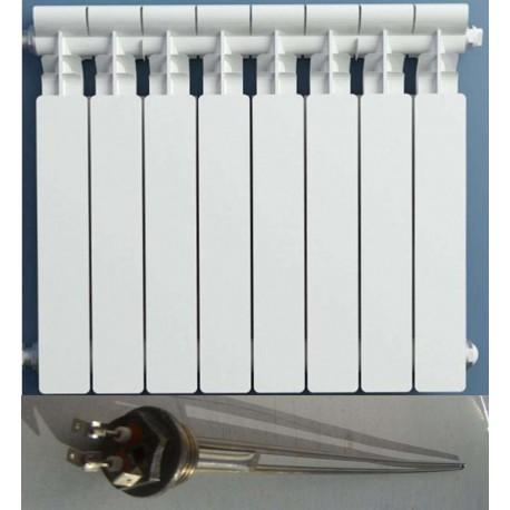 Тен для алюминиевого радиатора отопления купить 1,3 квт