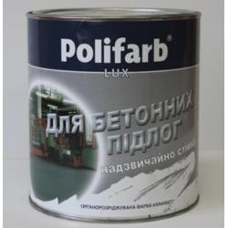 Краска для бетонного пола Акрилбет серая 3,5 кг.