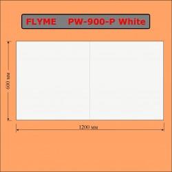 Керамическая белая панель обогрева Flyme 900