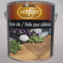 Масло для террасы Verfijn Vlonder Olie 2,5 Л.