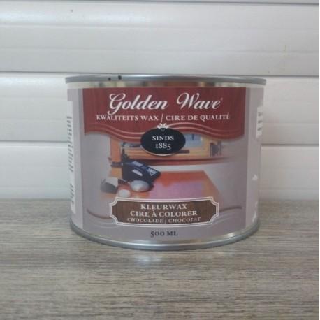 Масло с воском для паркета Golden Wave