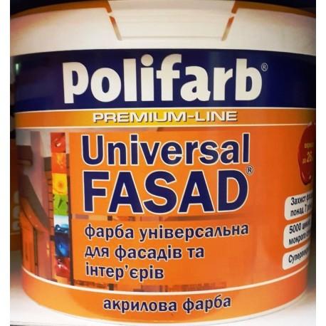 Универсалфасад краска для фасадов и интерьеров для тонирования в цвет