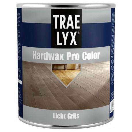 Светло серое масло с твёрды воском Trae Lyx Light Grijs