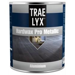 Масло с твёрдым воском металлик Алюминий Trae Lyx