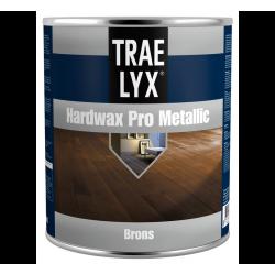 Масло воск металлик Бронза Trae Lyx Hardwax Pro metallic Brons