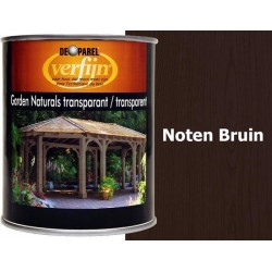"Масло для дерева кольорове ""Горіх"" Verfijn Garden Naturals 507"