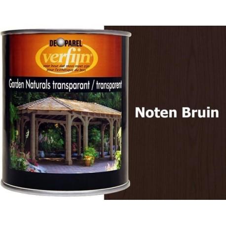 """Масло для дерева цветное """"Орех"""" Verfijn Garden Naturals"""