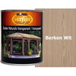 Білго кольору олія по дереву Verfijn Garden Naturals 508 Berken Wit