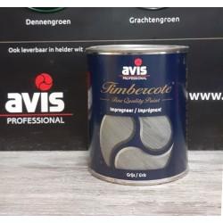 Пропитка для дерева Серая Avis Timbercote impregneer Grijs