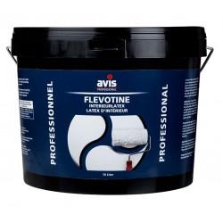 Краска для потолка и стен латексная Avis Flevotine