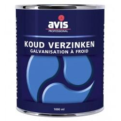 Жидкий Цинк для холодного цинкования Avis