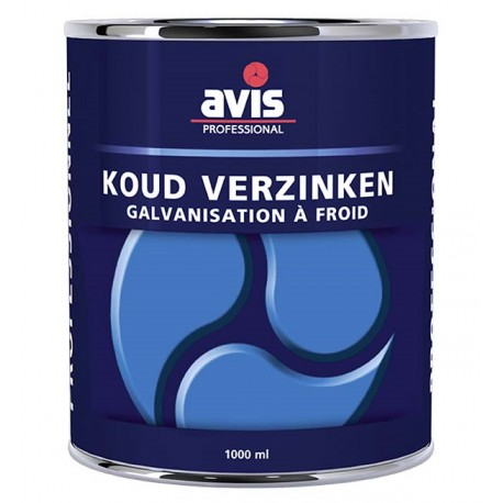 Рідкий Цинк для холодного цинкування Avis