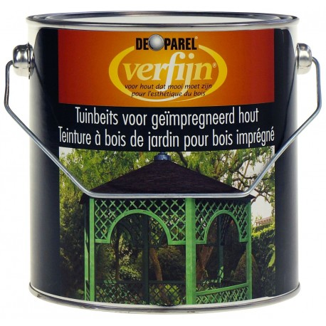 Антисептик пропитка для дерева Verfijn Tuinbeits Geimpregnird 2,5 Л.