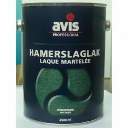 Краска молотковая по металлу хаммер-лак Avis Hamerslaglak