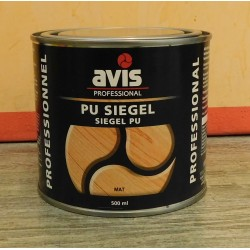Лак матовый для столешниц Avis PU-Siegel