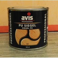 Лак полиуретановий матовий Avis PU-Siegel