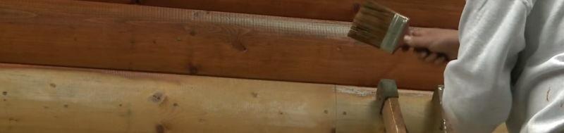 какую краску выбрать для покраски деревянного дома