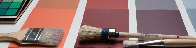 Красить флезелиновые обои под покраску латексной краской
