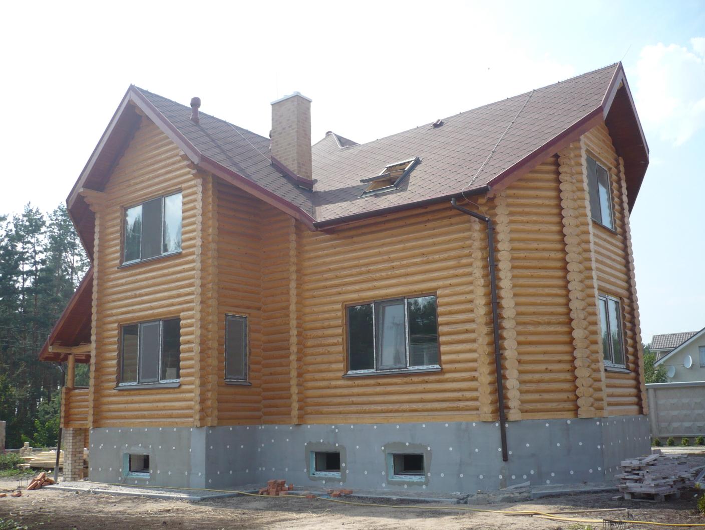 Прозрачный лак для окон из дерева и фасада деревянного дома Avis Timbercote
