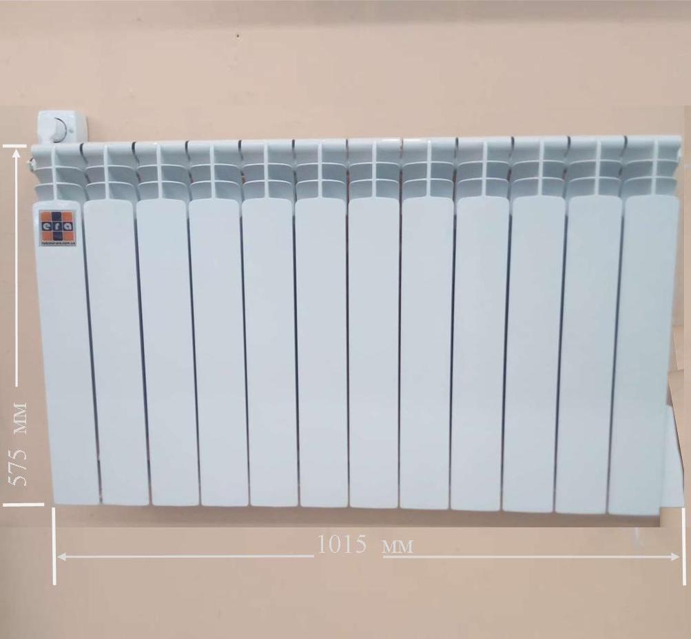 Электрорадиатор для комнаты 21 метров квадратных с термоконтроллером ЭРА в Киеве