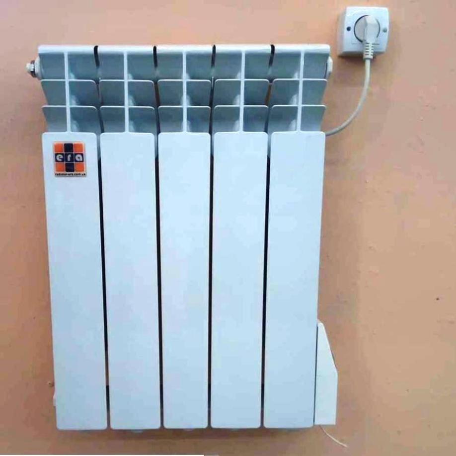 Электрорадиатор Эра для комнаты 10 метров. 500 Ватт