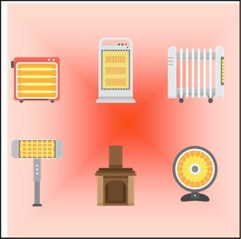 что надо знать при выборе экономного электрообогревателя для комнаты