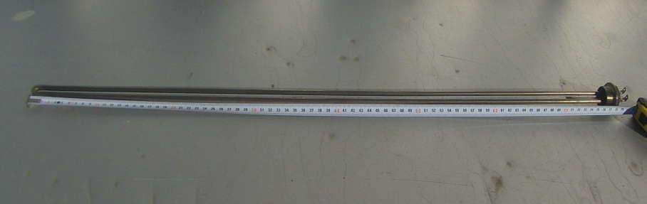Экономный тен из нержавейки для алюминиевого радиатора